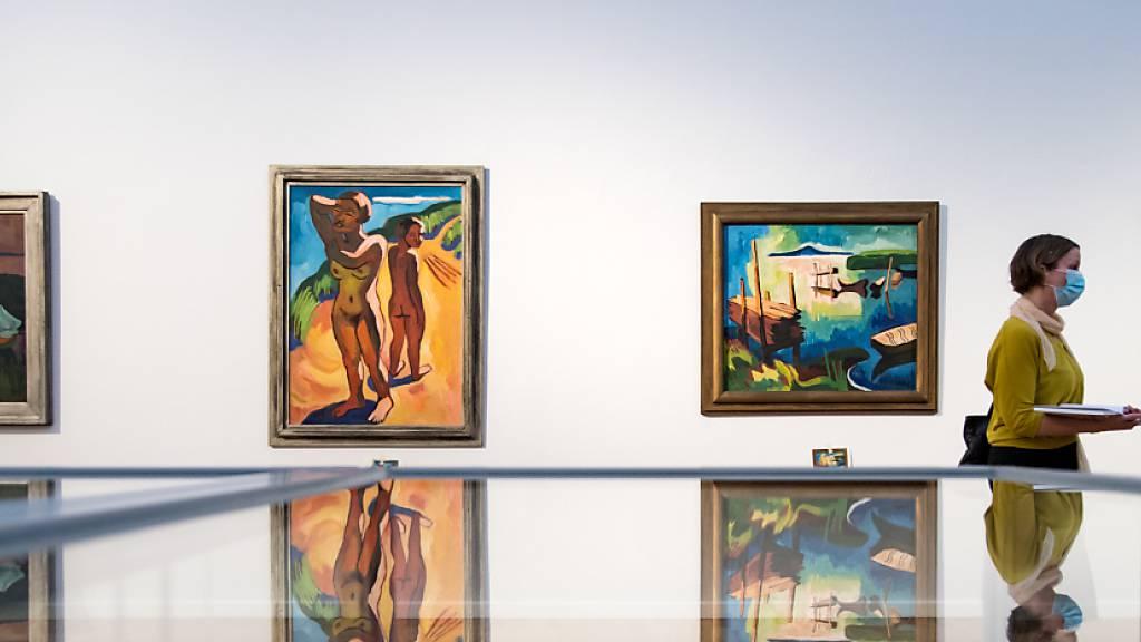 Werke von Schmidt-Rottluff für Chemnitzer Sammlung