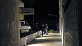 Frau in Wohlen angeschossen