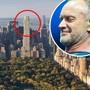 Sting kauft sich eine Penthouse-Wohnung am New Yorker Central Park.