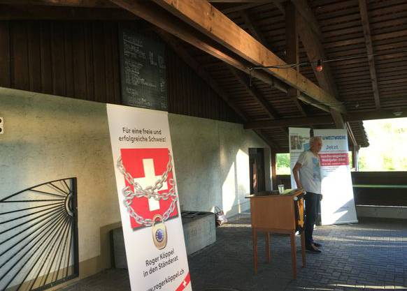 Schützenhaus Oberembrach.