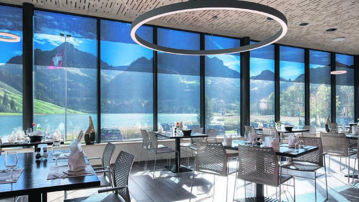 Beispiel Hostellerie am Schwarzsee