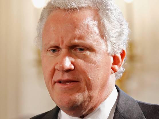 War 16 Jahre lang der Chef von GE: Jeffrey Immelt.