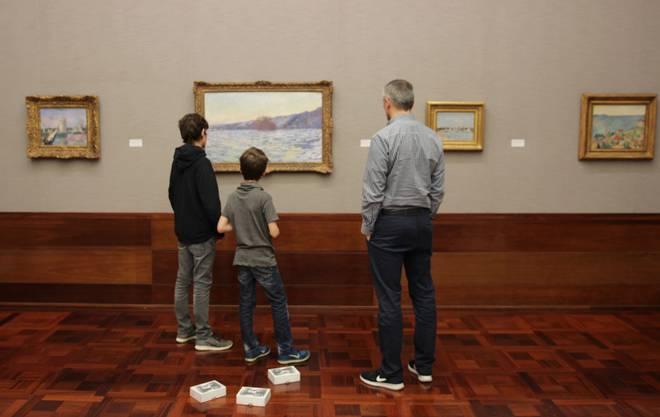 Kinder haben einen anderen Zugang zur Kunst