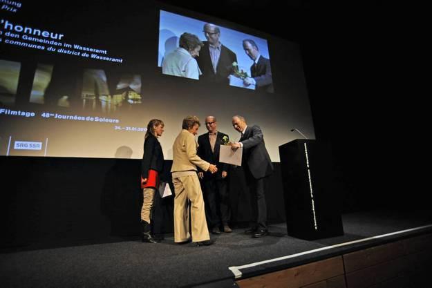 Der Prix d Honneur ist mit 10000 Franken dotiert
