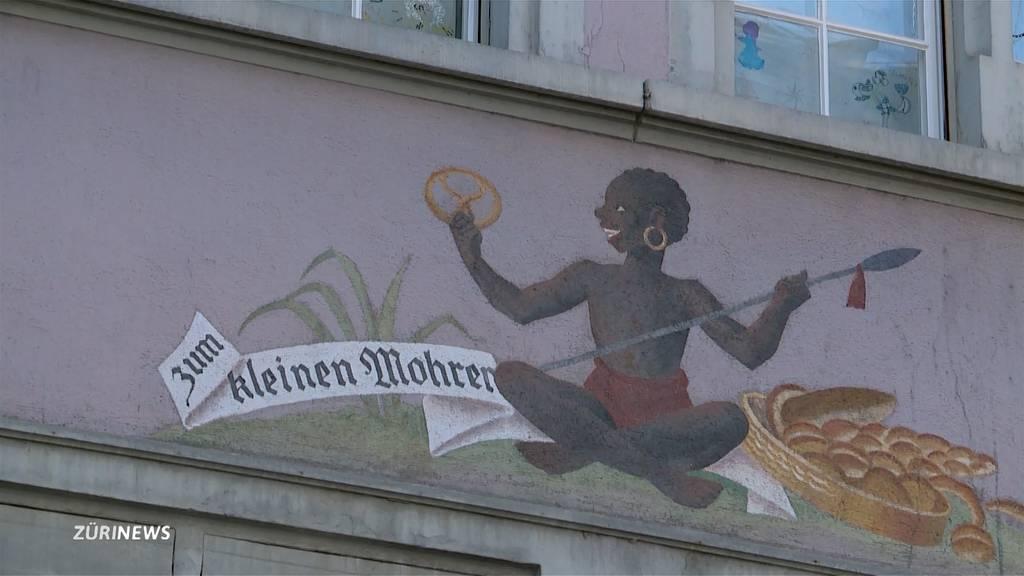 Stadt Zürich will umstrittene Häusernamen entfernen
