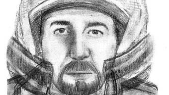 Das am Montag publizierte Phantombild zum Vierfachmord von Annecy