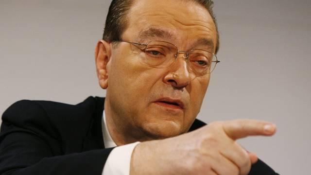 Ex-Bankmanager Oswald Grübel (Archiv)