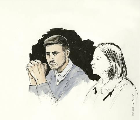 Der vierfach-Mörder von Rupperswil steht im März vor Gericht.