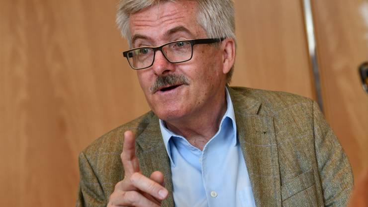 Am Sonntag behielt Oskar Kämpfer seine Rücktrittsgedanken noch für sich.
