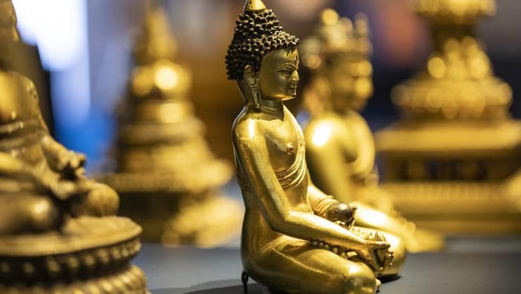 Kaum zu glauben, aber der historische Buddha wollte keine Ikone sein.