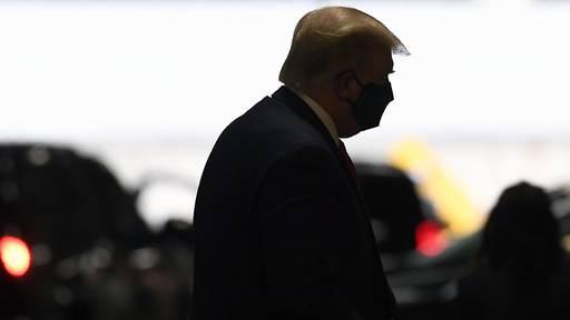 Trump besorgt um kranken Bruder Robert