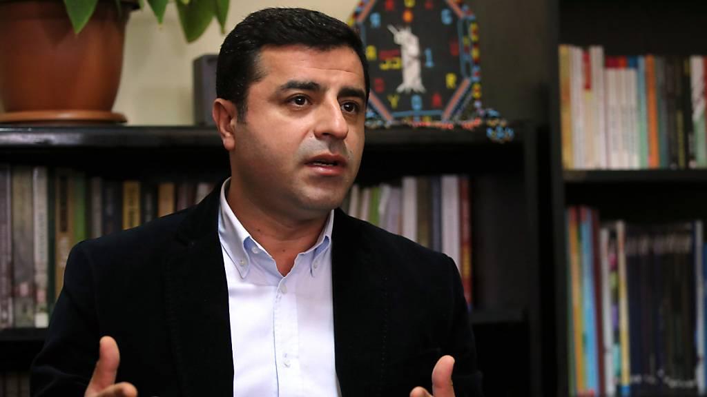 Neuer Demirtas-Haftbefehl ist «Justizskandal»