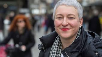 Die Badenerin Flavia De Biasio ist seit März 2013 Präsidentin der Business & Professional Women Baden. Alex Spichale