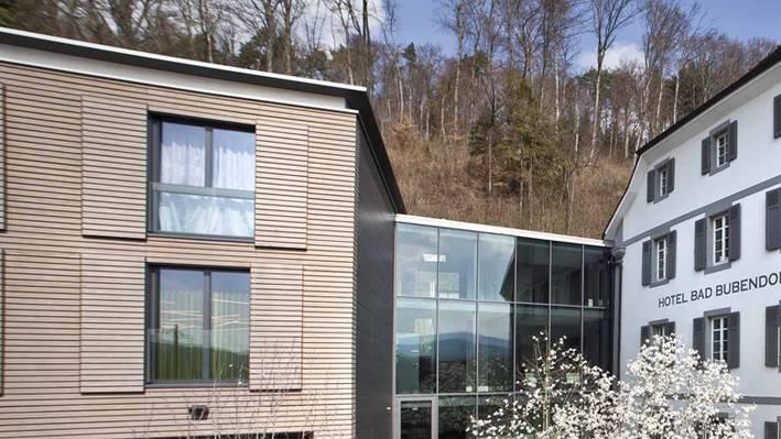 Das Bad Bubendorf Hotel im Baselbiet gehört zur Gruppe Balance Hotels.