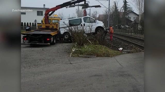 Bahnübergang – was beachten?