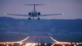 Für die Royals aus Katar wurde in Kloten die Nachtflugsperre aufgehoben. (Symbolbild)