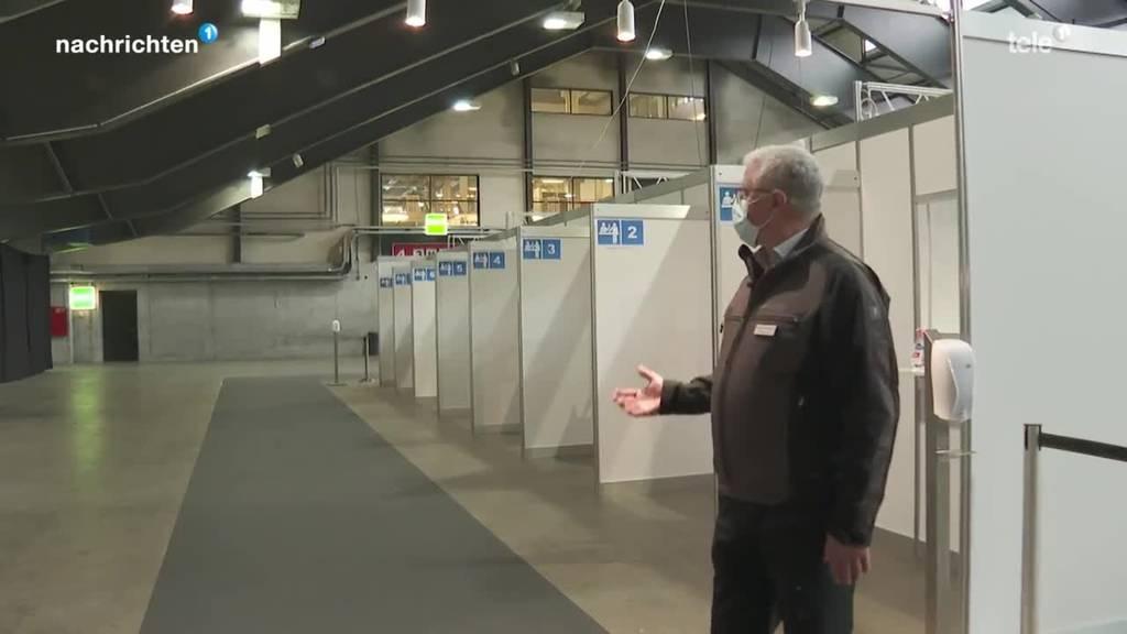 Hier sollen 200'000 Luzerner geimpft werden