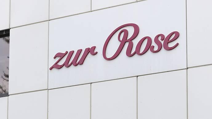 CEO der Frauenfelder Versandapotheke Zur Rose vor Gericht