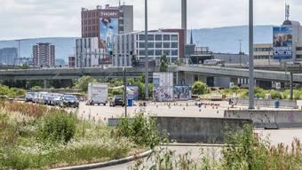 Parkplatz Hafenbecken 3