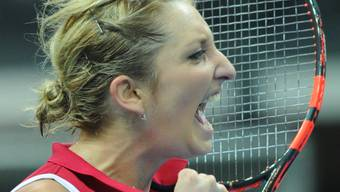 Klarer Zweisatzsieg für Timea Bacsinszky