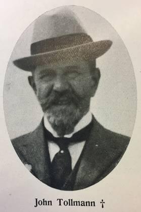 War Gründungsmitglied , Goalie und Feldspieler. Und er arbitrierte das entscheidende Spiel, das GC die erste Schweizer Meisterschaft bescherte.