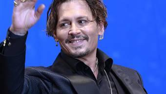 """""""Der Fluch der Karibik""""-Star Johnny Depp hat gegen einen früheren Anwalt einen Teilerfolg vor Gericht erzielt. (Archiv)"""