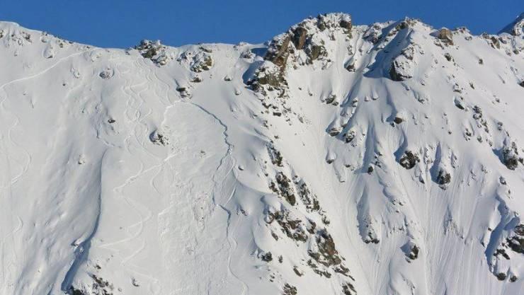 In der Region des Plan du Fou oberhalb von Haute-Nendaz hat eine Lawine ein Todesopfer gefordert.