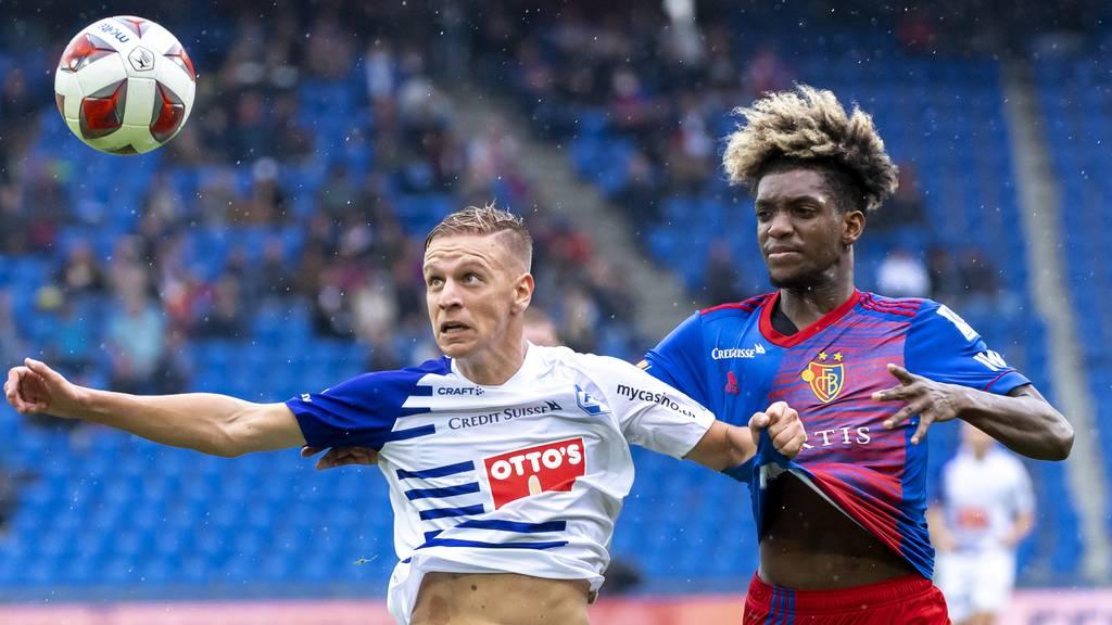 Wacker gekämpft, trotzdem kein Sieg: FCL spielt gegen Basel 1:1
