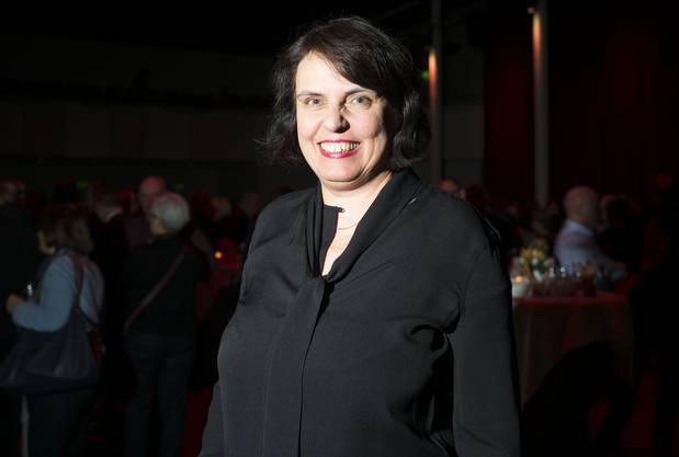 Regierungspräsidentin Elisabeth Ackermann