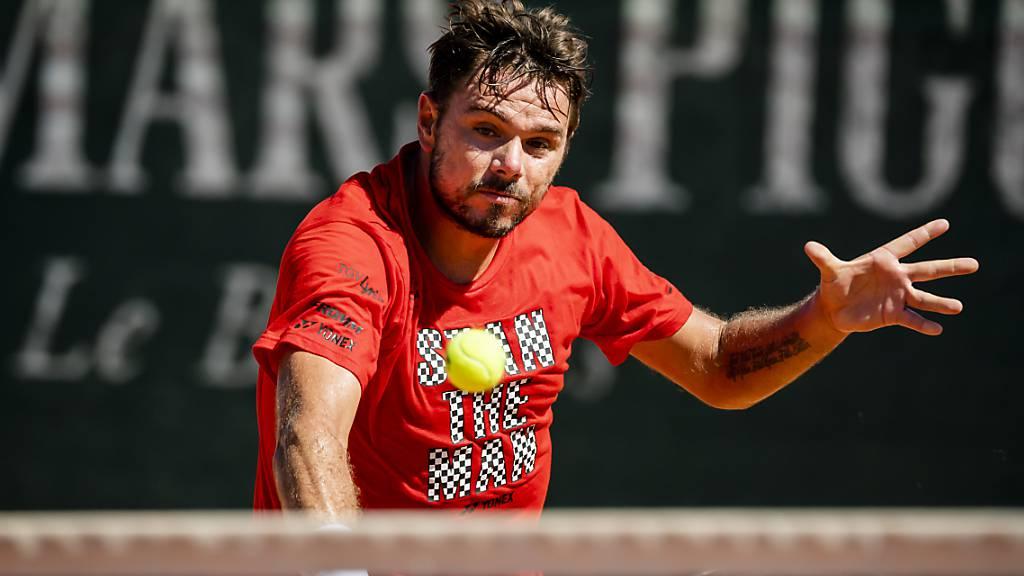 Wawrinka: «Das Tennis fehlte mir nicht»