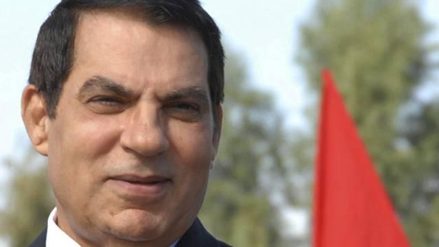 Tunesiens Ex-Präsident Zine al-Abidine Ben Ali (Archiv)