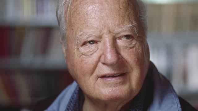 Journalistischer Altmeister der Nahost-Berichterstattung: Arnold Hottinger (Archiv)