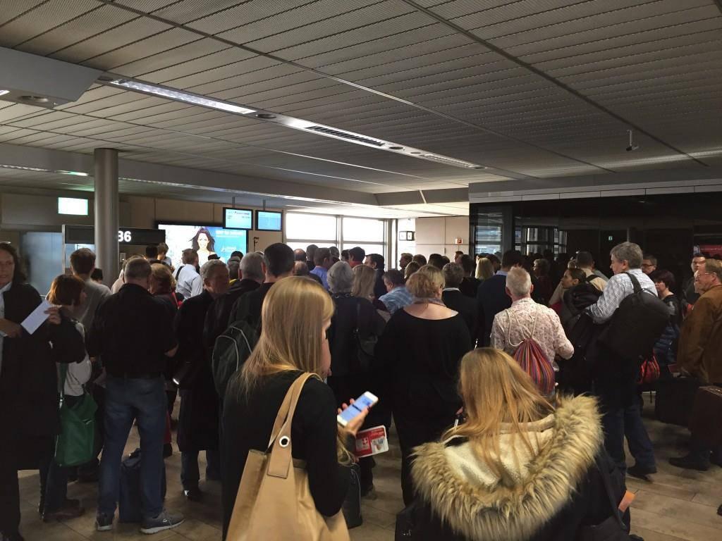Der Ddyna-Test am Flughafen Zürich