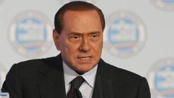 Silvio Berlusconi musste im Parlament eine Niederlage einstecken (Archivbild)