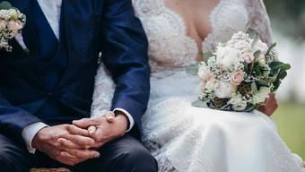 Brautpaare brauchen im kommenden Jahr etwas mehr Geduld Beliebte Adressen in der Region sind bereits ausgebucht. (Symbolbild)