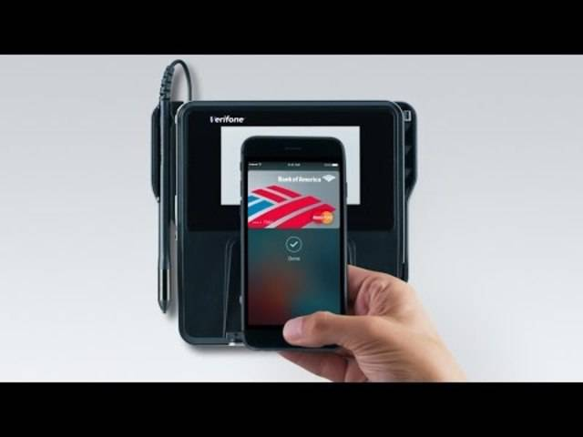 Apple Pay: So gehts.