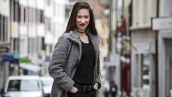 Schauspielerin Tatjana Sebben