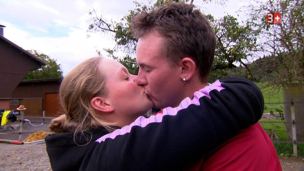 Der erste Kuss zwischen Adi und Michelle!