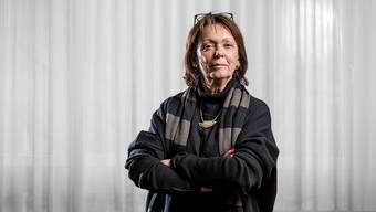 Marianne Heer im Saal des Luzerner Kantonsgerichts: Sie ist spezialisiert auf das Massnahmenrecht, wozu Verwahrungen gehören.