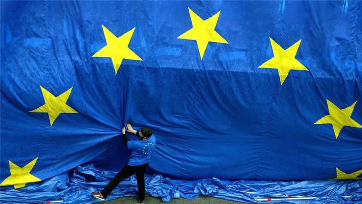 Die EU steckt in der Krise.