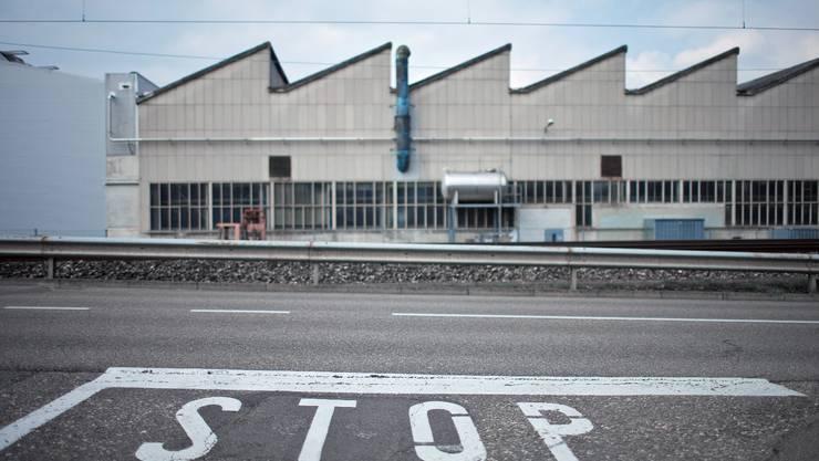 Endstation Dornach: Niemand glaubt mehr an die Rettung des Swissmetal-Werks.  Keystone