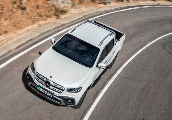 Mercedes-Benz X250d 4MATIC