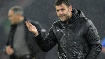 Sven Christ siegt mit dem FC Winterthur