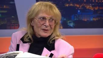 Ein Leben im Rotlichtmilieu: In der Sendung «TalkTäglich» erinnert sich Brigitte Honauer, langjährige Cabaret-Besitzerin aus Balsthal.