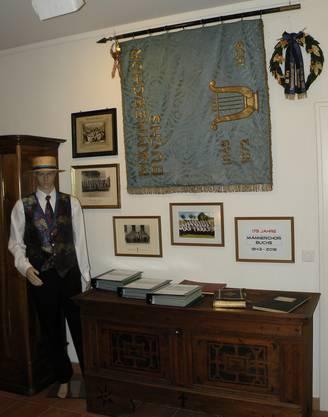 Kleine Ausstellung im Dorfmuseum