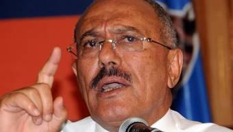 Jemens Präsident Ali Abdullah Saleh