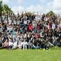 160 Jugendliche aus Serbien, Moldawien, Mazedonien, Russland, Polen, Weissrussland, Ukraine, der Türkei und der Schweiz begegneten sich im zweiwöchigen Sommer-Camp im Kinderdorf Pestalozzi in Trogen AR