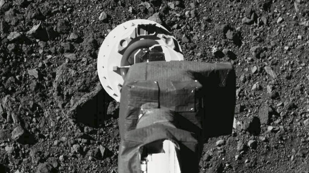 «Das ist historisch»: Nasa-Sonde absolviert Asteroiden-Manöver