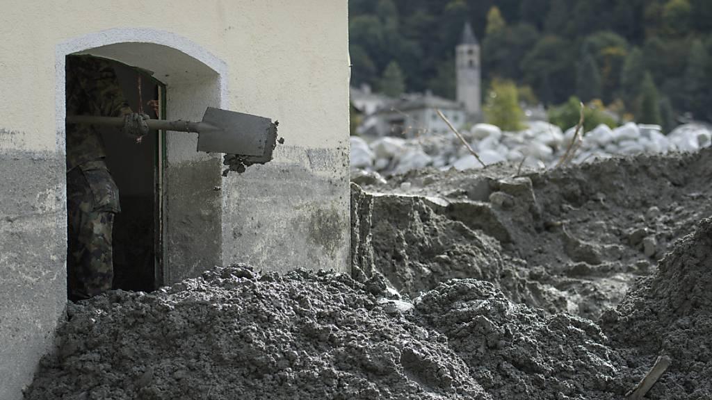 Wiederaufbauprojekt für Bondo nach Bergsturz an Urne genehmigt