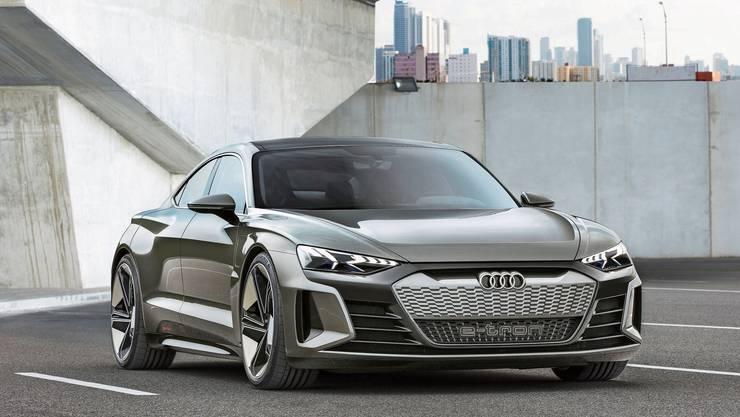 Der Audi e-tron GT kommt 2021. Er soll für Martin Sander die Werte der Marke Audi perfekt verkörpern.